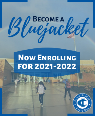 Become a Bluejacket; Now enrolling for 2021-2022